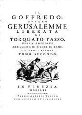 ¬Il Goffredo ovvero Gerusalemme liberata: Volume 2