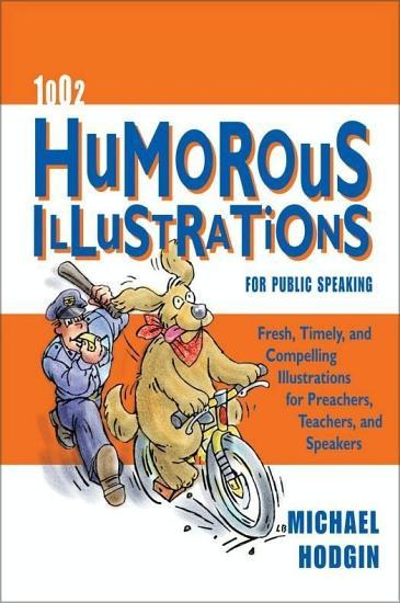 1002 Humorous Illustrations for Public Speaking PDF