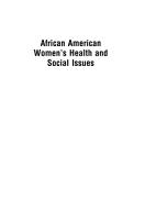 African American Women s Health and Social Issues PDF