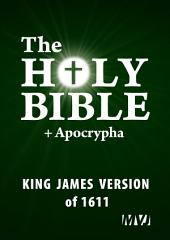 The Holy Bible / King James Version + Apocrypha: (KJV)