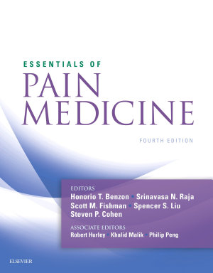 Essentials of Pain Medicine E-Book