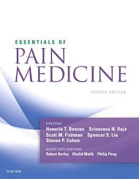 Essentials of Pain Medicine E Book PDF
