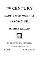 The Century: 1883, Volume 26