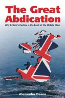 The Great Abdication PDF