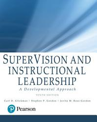 Supervision And Instructional Leadership Book PDF