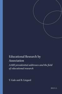 Educational Research by Association PDF