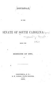 Journal of the Senate of the State of South Carolina
