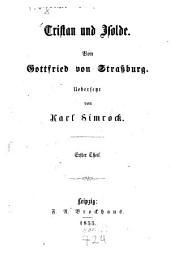 Tristan und Isolde: Band 1
