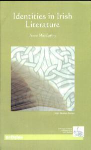 Identities in Irish Literature PDF