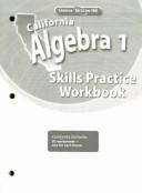 California Algebra 1  Skills Practice PDF