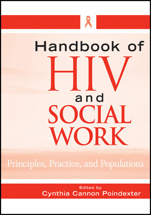 Handbook of HIV and Social Work PDF