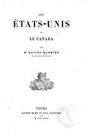 Les États-Unis et le Canada