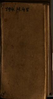 Introductionis in Universam Geographiam, tam veterem quàm. P. Bertij Breviarium orbis terrarium, una cum serie Romanorum imperatorum