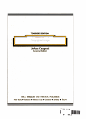 Holt Social Studies Grade 3 PDF