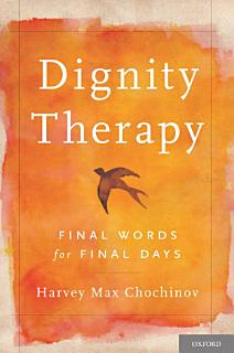 Dignity Therapy Book