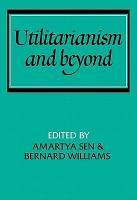 Utilitarianism and Beyond PDF