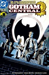 Gotham Central (2002-) #1