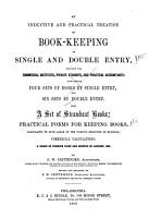 An Inductive and Practical Treatise on Bookkeeping by Single and Double Entry PDF