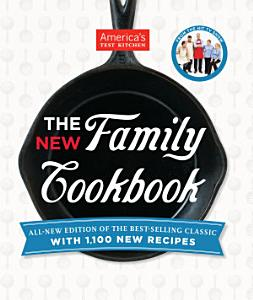 The New Family Cookbook Book