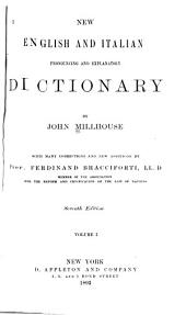 New English & Italian ...: Dictionary ...
