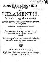 Tractatus de iuramentis