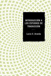 Introducción a los estudios de traducción