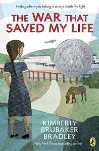 The War that Saved My Life Book