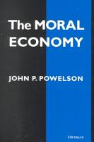 The Moral Economy PDF