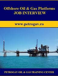 Offshore Oil Gas Platforms Job Interview Book PDF