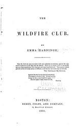 The Wildfire Club PDF
