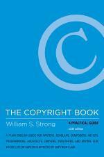 The Copyright Book, sixth edition