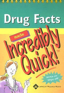 Drug Facts Made Incredibly Quick  PDF