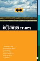 SAGE Brief Guide to Business Ethics PDF