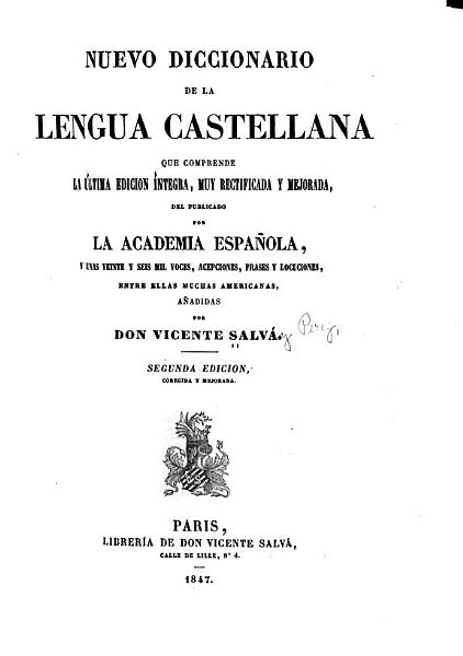 Diccionario De Las Met Foras Y Refranes De La Lengua Castellana