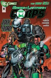 Green Lantern Corps (2011-) #6