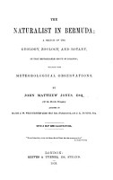 The Naturalist in Bermuda PDF