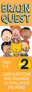 Brain Quest Grade 2  revised 4th edition Book