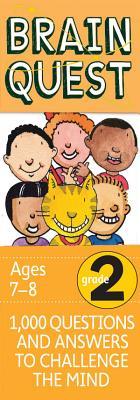 Brain Quest Grade 2  revised 4th edition