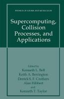 Supercomputing  Collision Processes  and Applications PDF