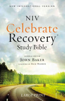 Celebrate Recovery Study Bible  Softcover