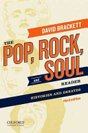 The Pop, Rock, and Soul Reader