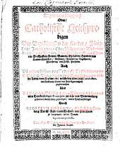 Allgemeines Klaghauß Oder, Catholische Leichpredigen: Bey Begräbnussen der Kinder, Jüngling, Jungfrawen ... zugebrauchen