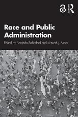 Race and Public Administration PDF