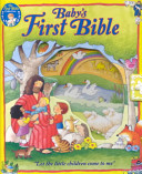 Baby s First Bible Book