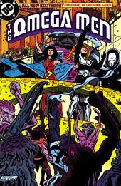 The Omega Men (1983-) #8