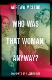 Who Was That Woman Anyway  PDF