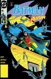 Batman (1940-2011) #465