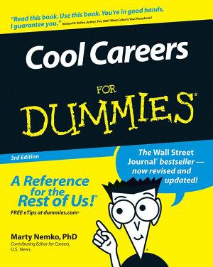 Cool Careers For Dummies PDF