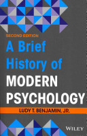 A Brief History of Modern Psychology Book