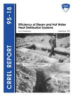 Efficiency of Steam and Hot Water Heat Distribution Systems